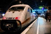 DEMİRYOLLARI - Almanya'da Demiryolu İşçileri Grvede