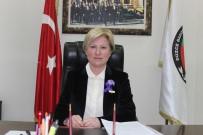 BİREYSEL BAŞVURU - Baro Başkanı Azade Ay, 'Her Türlü Türlü Hak İhlalinin Karşısında'