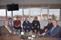 KADİR ALBAYRAK - Başkan Albayrak'tan Bilgi İşlem Dairesi Başkanlığı'na Tebrik