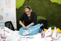 UYKU DÜZENİ - 'Bebeklerinize İyi Bakın' Etkinliğinde Yenidoğanlara Dikkat Çekildi