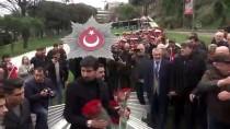 OĞUZHAN ÖZYAKUP - Beşiktaş Kulübü Şehitleri Unutmadı