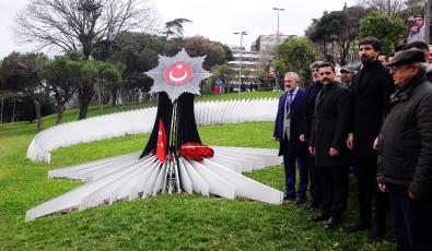 Beşiktaş şehitleri anıldı