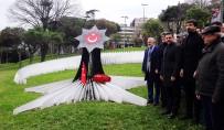 OĞUZHAN ÖZYAKUP - Beşiktaş şehitleri anıldı