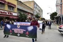 BAYRAM YıLMAZ - Ceyhan'da Köylerarası Futbol Turnuvası