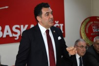 CHP'nin Başkan Adayı Ünlü Sanatçı Faruk Demir Açıklaması ''Hedefimiz Ardahan'ı Yaşanabilir Bir Kent Yapmaktır''