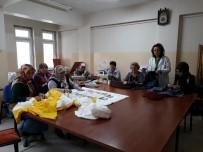 OKUMA YAZMA KURSU - Daday Halk Eğitim Merkezi'nde İstihdama Yönelik Kurslar Devam Ediyor