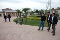 İNŞAAT ALANI - Darıca'da Botanik Park Açılıyor