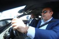 DIŞİŞLERİ BAKANI - Dışişleri Bakanı Çavuşoğlu'ndan, 'Ölümle Tokalaşma' Mesajı