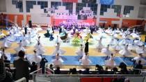 ARSLAN YURT - En Büyük Sema Gösterisinde Semazenler Salona Sığamadı