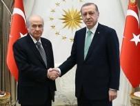 RECEP TAYYİP ERDOĞAN - Erdoğan-Bahçeli görüşmesinin tarihi ve saati belli oldu