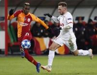 SİNAN GÜMÜŞ - Galatasaray Avrupa sahnesinde