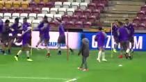ABDURRAHIM ALBAYRAK - Galatasaray, Porto Maçına Hazır