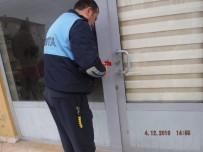 GEBZE BELEDİYESİ - Gebze'de Ruhsatsız 2 Kahvehane Kapatıldı