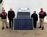 OYLUM - Güneş Panellerini Çalan Hırsızlar Yakalandı