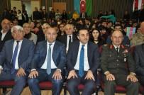 ÖLÜM YILDÖNÜMÜ - Haydar Aliyev, Ölümünün 15. Yılında Kars'ta Anıldı