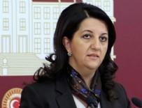 DIŞ POLİTİKA - HDP'li Pervin Buldan'dan Öcalan'a övgüler