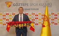 MANISASPOR - Kemal Özdeş Resmen Göztepe'de