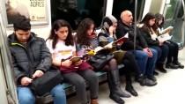 METRO İSTASYONU - 'Kitap Avcıları Yollarda'
