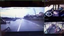 TRAFİK YOĞUNLUĞU - Kocaeli'de Trafik Kazası Açıklaması 3 Yaralı