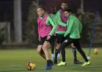 KAYACıK - Konyaspor, Kasımpaşa Maçı Hazırlıklarına Başladı