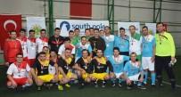 GÜNEY KUTBU - Köşk Belediyesi Personelinden Dostluk Turnuvası