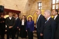 KÜLTÜR VE TURİZM BAKANI - Kültür Ve Turizm Bakanı Ersoy, Gaziantep'teki Tarihi Mekanlara Hayran Kaldı