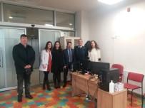 BÜLENT ECEVIT - La Sapienza Üniversitesi Heyeti BEÜ'de