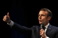 FRANSA CUMHURBAŞKANI - Macron Fransız ulusuna seslenecek