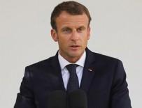 Macron, OHAL ilan edeceğini açıkladı