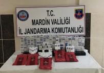 5 ARALıK - Mardin'de 4 Bin 220 Paket Kaçak Sigara Ele Geçirildi