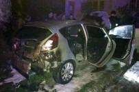 AKKENT - Milas'ta Park Halindeki Araç Kundaklandı