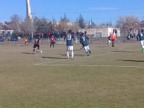 ORTAHISAR - Nevşehir 1.Amatör Lig'de İlk Devre Tamamlandı