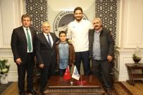 TAHA AKGÜL - Olimpiyat Şampiyonu Taha Akgül Melikgazi'de