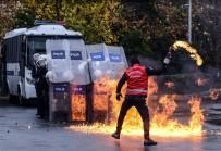 HAVAİ FİŞEK - (Özel) Çevik Kuvvet Polisinden Aksiyon Filmlerini Aratmayan Eğitim
