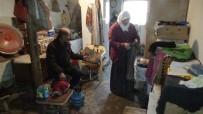 SUDAN - Ahırda Yaşam Mücadelesi Veren Çiftin Tek Hayali Ev Sahibi Olmak