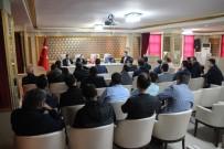 YABANCI TURİST - Safranbolu TSO Üyeleri ASATDER Üyeleri İle Bir Araya Geldi