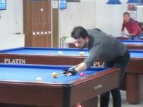 PARA ÖDÜLÜ - Sandıklı'da Bölgesel Bilardo Turnuvası Düzenlendi