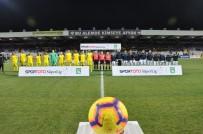 ANKARAGÜCÜ - Spor Toto Süper Lig Açıklaması MKE Ankaragücü Açıklaması 0 - Medipol Başakşehir Açıklaması 1 (İlk Yarı)