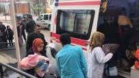 Takla Atan Araçtan Fırlayan Bebeğin Burnu Bile Kanamadı