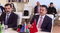 TARIM SİGORTASI - Türkiye Ve Azerbaycan Tarımsal İş Birliğini Geliştirecek
