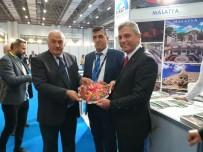 TÜRKIYE SEYAHAT ACENTALARı BIRLIĞI - TURSAB Başkanı, Malatya Standında