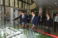 MUSTAFA DÜNDAR - Vali Canbolat'tan Başkan Dündar'a İâde-İ Ziyaret