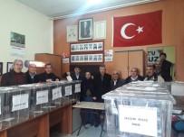 Yerköy Ziraat Odası Delege Seçimi Yapıldı