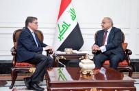 BARZANI - ABD Enerji Bakanı Perry Irak'ta