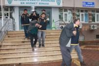 FUHUŞ OPERASYONU - Adıyaman Merkezli Fuhuş Operasyonunda 6 Gözaltı