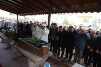 MİLLİ SAVUNMA KOMİSYONU - AK Parti Milletvekili Yücel Menekşe'nin Babası Son Yolculuğuna Uğurlandı