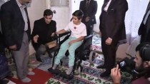 Akülü Sandalyeye Kavuşan Ferhat Okula Gidebilecek