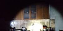 KARıNCALı - Antalya'da Ev Yangını
