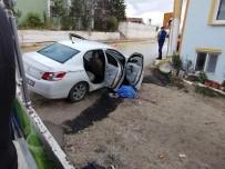 Antalya'da Silahlı Kavga Açıklaması 1 Ölü