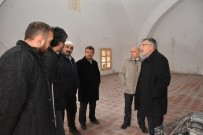 RESTORASYON - Ata Yadigârı Alaaddin Camii'nin Restorasyonu Tamamlanıyor